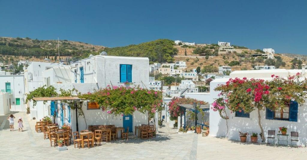 yoga retreat greece summer