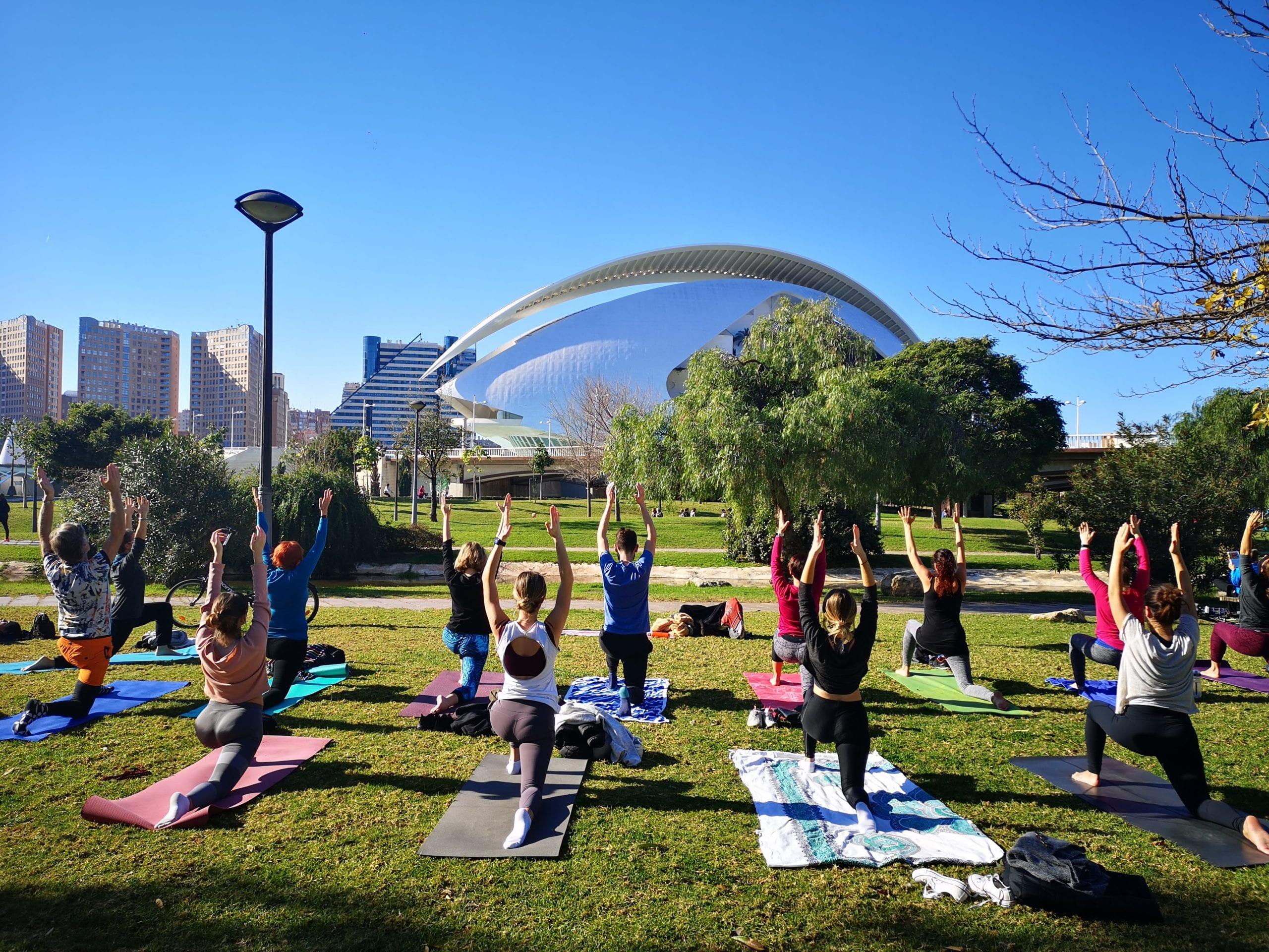 yoga in valencia