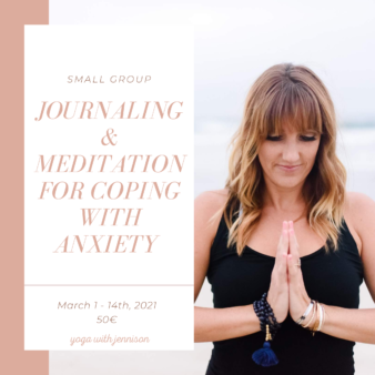 meditation for coping with anxiety